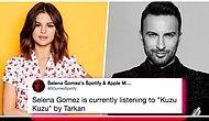 O da Seviyor, Asın Bayrakları! Selena Gomez Mega Star'ımız Tarkan'ın Büyük Fanı Çıktı!