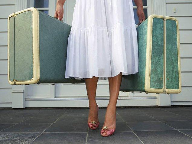8. Son olarak, şu an valizini alıp nereye seyahat etmek isterdin?