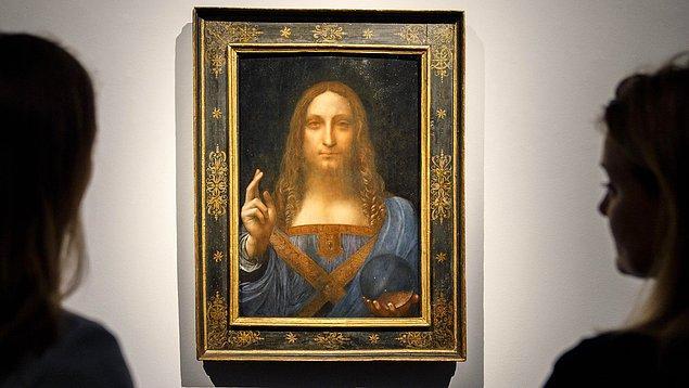2019'da Leonardo Da Vinci'nin 500. yıl dönümü anılacakken, dizi de o sene yayına girecek.