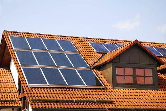 Komisyon buna karşılık , ısınma, soğutma ve ışıklandırma maliyetinden ayda 80 dolar tasarruf edileceğini söylediler.