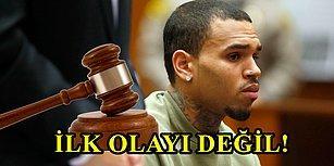 Ünlü Şarkıcı Chris Brown'ın Evinde Tecavüz İddiası! Alıkonulduğunu Söyleyen Kadın Dava Açtı