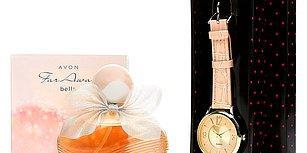Anneme Tek Hediye Değil Çift Hediye Vermek İstiyorum Diyenler İçin: Parfüm ve Saat Seti!
