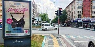 Kütahya'da Billboardlardaki Sütyen Reklamını BİMER'e Şikâyet Ettiler: 'Ahlaki Değerler Yerle Bir Oldu'
