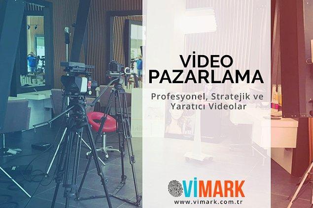 Gelecek videoda! Profesyonel, stratejik ve yaratıcı video çözümleri için Vimark'ı tercih edin, tanıtım filminizle herkesi markanıza hayran bırakın!