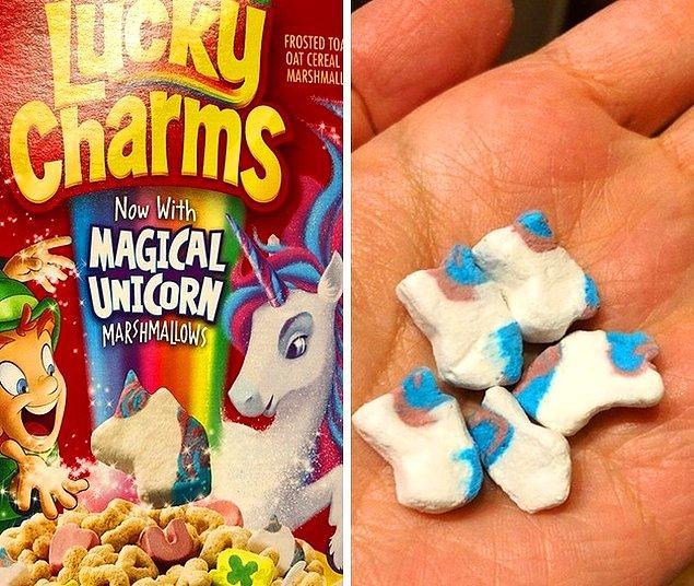 6. Unicornlara bak müptezel sanki hepsi. Bu 'magic' o 'magic' olmasın iyi düşünün.