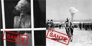 Yıllarca Kandırılmışız! Bu Fotoğrafların Aslında Sahte Olduğunu Duyduğunuzda Çok Şaşıracaksınız