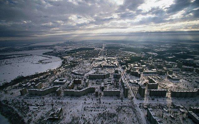 3. Pripyat, Ukrayna