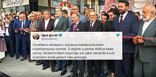 Bir Fotoğrafla Kadının Yeri! Sadece Kadınların ve Çocukların Girebileceği AVM İstanbul'da Açıldı