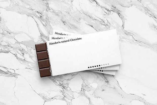 31. Sade ve hoş bir ambalaja sahip çikolata markası...🍫