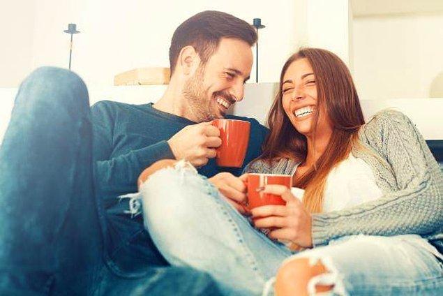 Güzel bir ilişki yaşayacaksın!