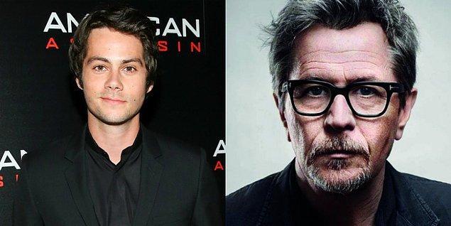 9. Gary Oldman ve Dylan O'Brien suç-gerilim filmi Bayou'nun başrollerini üstlenecekler.