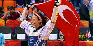 Tekvandoda Avrupa Şampiyonu Olan Gururumuz: İrem Yaman