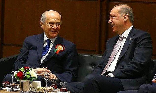 En uzun süre AKP-MHP ittifakına ayırıldı.