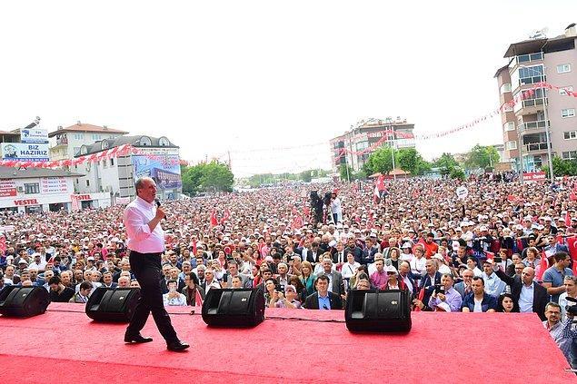 Muhalefet partilerine ve bu partilerin cumhurbaşkanı adaylarına ise toplamda 3 saat 13 dakika 58 saniye yer verdi.
