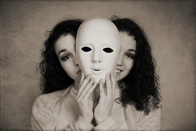 Normallik ve anormallik arasındaki ince çizgidesin!