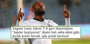 Kartal, Osmanlı'yı Ateşe Attı! Osmanlıspor-Beşiktaş Maçının Ardından Yaşananlar ve Tepkiler