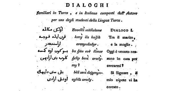 Latin alfabesi kullanılarak oluşturulan Türkçe diyalog metinlerin tamamen istisna olmadığını bilmek gerek.