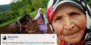 🚜 Dünya Çiftçiler Günü Vesilesiyle Sosyal Medyada Düşüncelerini Paylaşan 15 Kişi