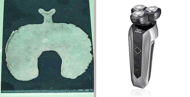 4. Beyler bu başlık sizinle alakalı. Tıraş makinesi nasıl bir değişime uğradı?