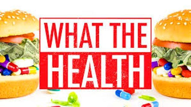 9. Hiçbir şey söylemiyoruz, sadece izledikten sonra şekeri tamamen hayatınızdan çıkarma olasılığınızın çok yüksek olduğunu iddia ediyoruz: 'What The Health'. Vejeteryan olma ihtimaliniz de bir o kadar yüksek.