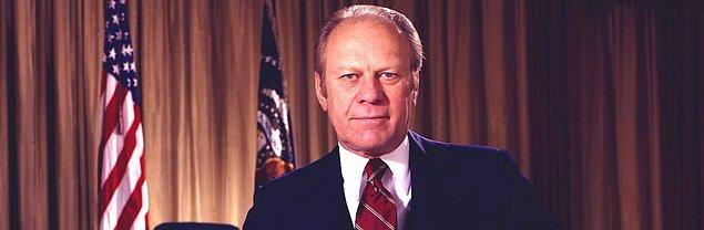 11. ABD'de hem Başkanlık hem de Başkan Vekilliği yapmış olan fakat göreve seçilmemiş tek kişi King (Kral) soyismi ile doğmuştur.  Bu kişi Leslie Lynch King Jr. adı ile doğmuş olan Gerard Ford'dur.