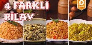 Mutfakların Yeni Gözdeleri: 4 Farklı Pilav