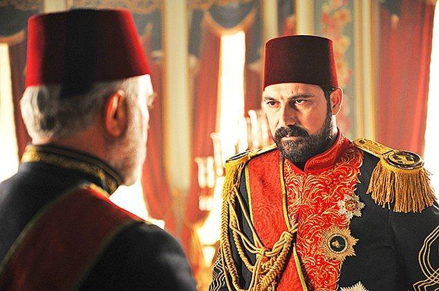 """2. Ve Payitaht """"Abdülhamid"""" dizisinde canlandırdığı II. Abdülhamid rolüyle Türk dizi tarihine damgasını vurdu."""