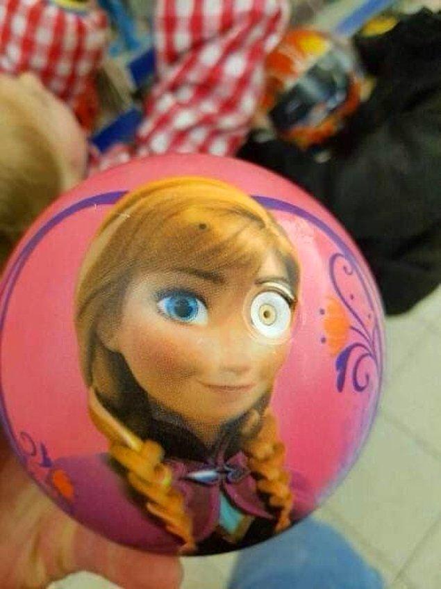 3. Hayatlarının kalanında kabus görecek milyonlarca çocuk için bu topu tasarlayan kişi...