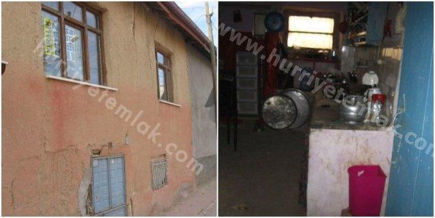 2. Konya Karatay'da bulduğumuz 1+1 80 m2 bu köy evinin ilk kirasını ödeyebilirsiniz mesela.