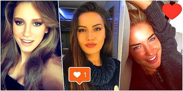 15. Ünlülerin Instagram Fotoğraflarından Hangisinin Daha Fazla Beğenildiğini Bulabilecek misin?