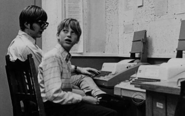 Henüz 13 yaşında ilk bilgisayar programını kodlamış birinden bahsediyoruz.