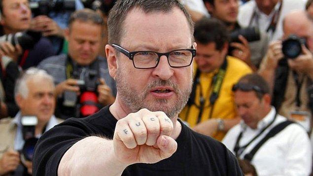 2011'de Cannes Film Festivali'nde Hitler'i anladığını ve ona sempati beslediğini söyledikten sonra katılımı yasaklanmıştı. Bir gariplik söz konusu yani.