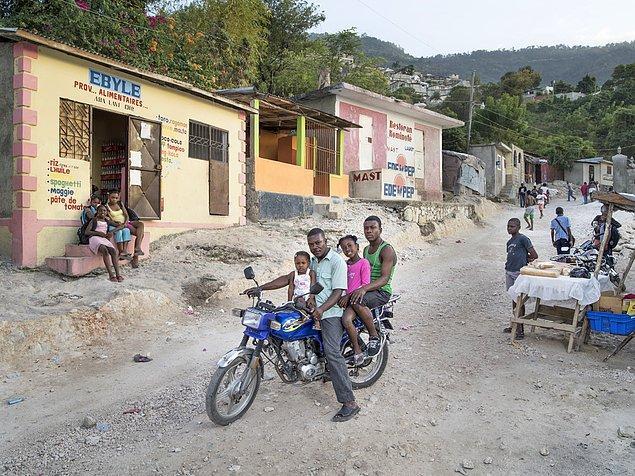 16. Haiti