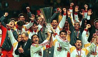Türk Futbol Tarihinin En Büyük Başarısı! Tek İhtimali Olanların Takımı Galatasaray'ın UEFA Kupası Zaferi