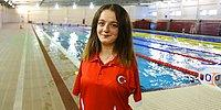 Balıklardan İlham Aldı: Avrupa ve Dünya Şampiyonu Yüzücümüz Sümeyye Boyacı'nın Başarılarla Dolu Hikâyesi
