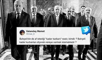 MHP Lideri Israrlı: Af Önerisini Tekrarlayan Bahçeli 'Seçim Öncesi İsyan' Uyarısı ile Gündemde