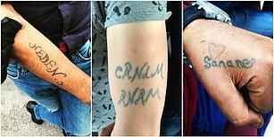İs, Pas, Kir, Kömür! Ankara'nın Kenar Mahallelerinden İsyan ve Atar Gider Dolu 19 Dövme