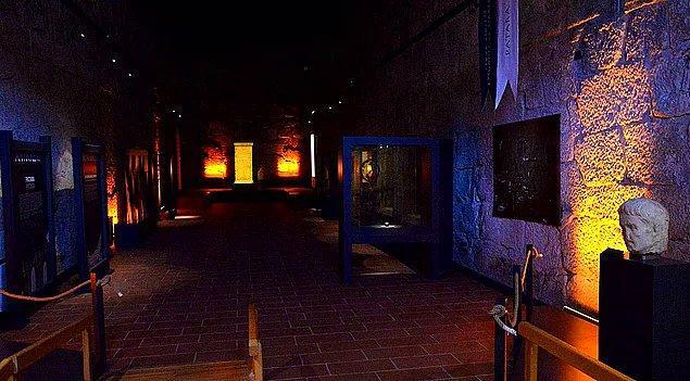 8. Demre Likya Uygarlıkları Müzesi