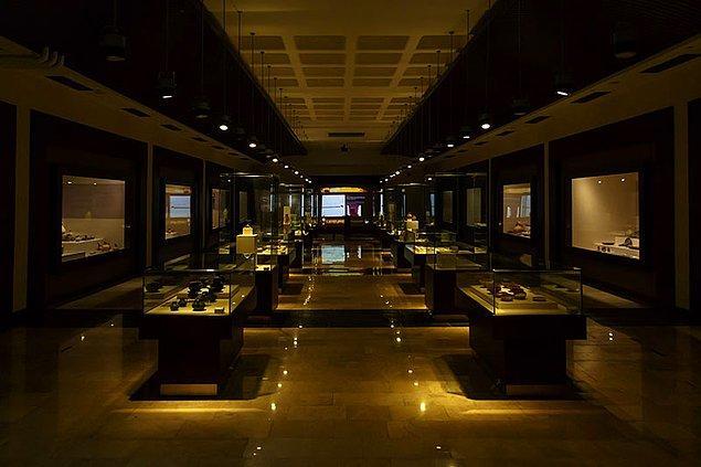 15. Eskişehir Eti Arkeoloji Müzesi