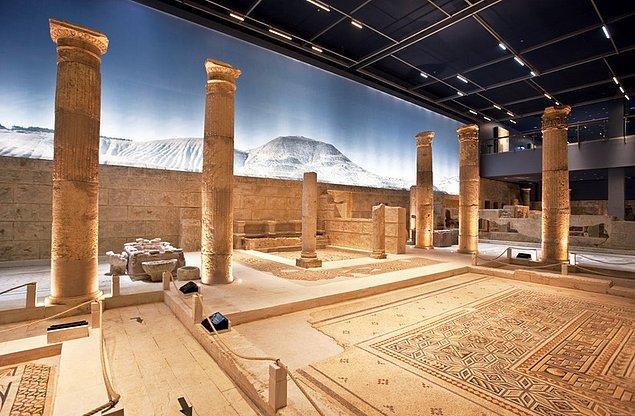 16. Gaziantep Arkeoloji Müzesi