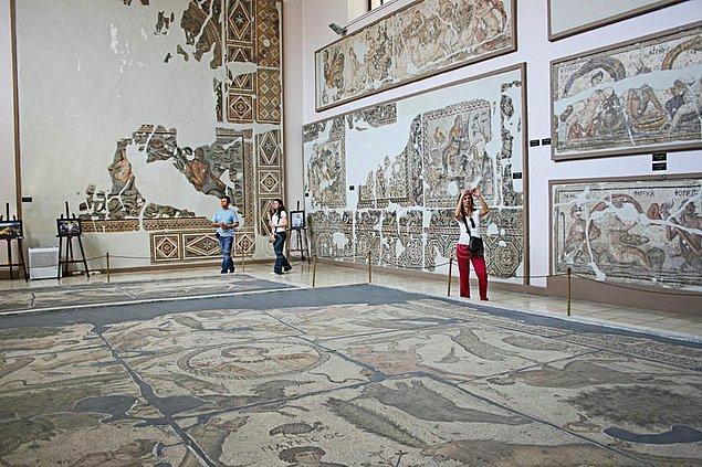 18. Hatay Arkeoloji Müzesi
