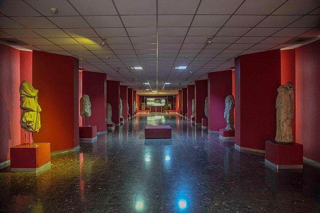 22. İzmir Arkeoloji Müzesi
