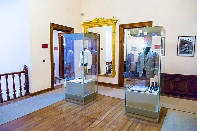 23. İzmir Atatürk Müzesi