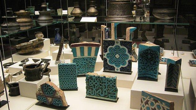 30. Konya Karatay Çini Eserler Müzesi