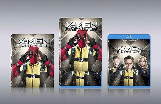X-Men 5 Birinci Sınıf