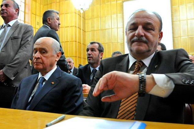 Son genel seçimlerde MHP'den milletvekili seçilen birçok isim Bahçeli tarafından listeye alınmadı.