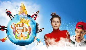Anne ve Babalara Duyurulur! Türkiye'nin En Büyük Çocuk Festivali Çocuk Krallığı 26-27 Mayıs'ta