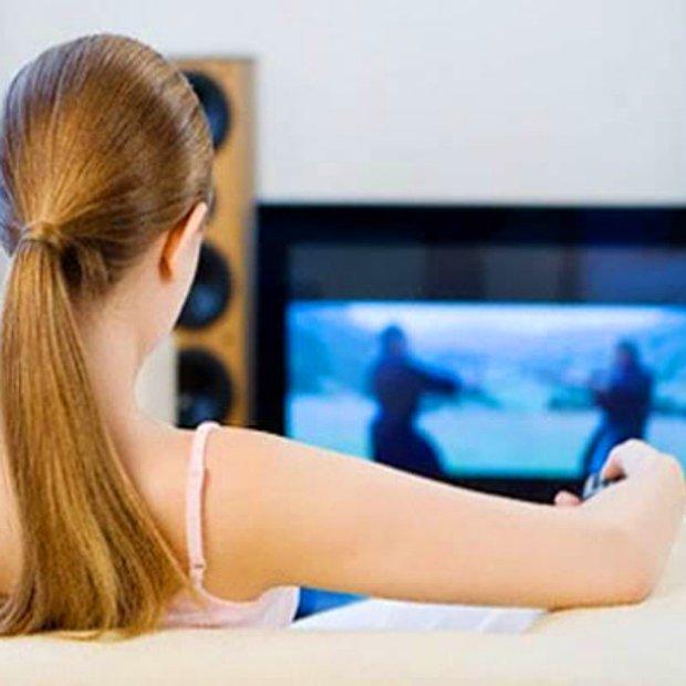 Televizyondan.