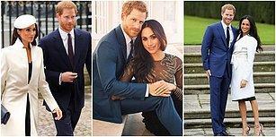 Öncesi ve Sonrasıyla Çok Konuşulan İngiltere Kraliyet Ailesinin Gözde Gelini: Meghan Markle