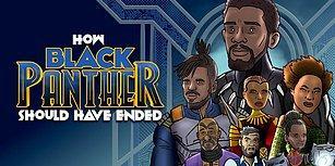 Black Panther Aslında Nasıl Bitmeliydi?